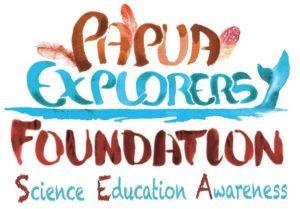 Logo of Papua Explorers Foundation Sea Centre