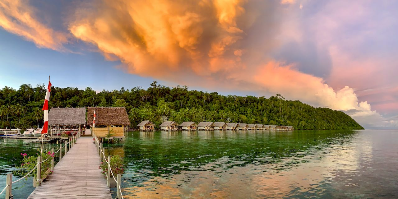 Raja Ampat Places to Stay