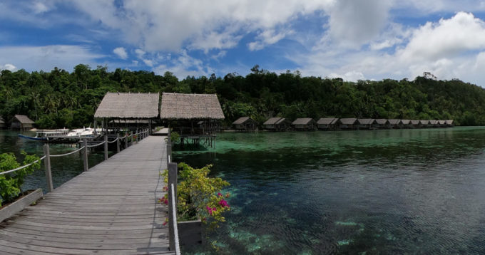 Raja Ampat Lockdown – What does it look like at Papua Explorers?