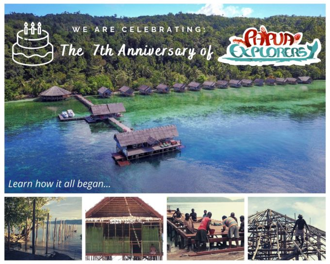 Papua Explorers Eco Resort – The Beginning