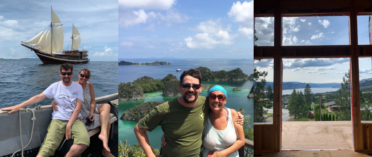 Duncan & Dawne Papua Explorers Guests