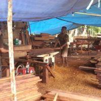 Carpentry Papua Explorers Eco Resort